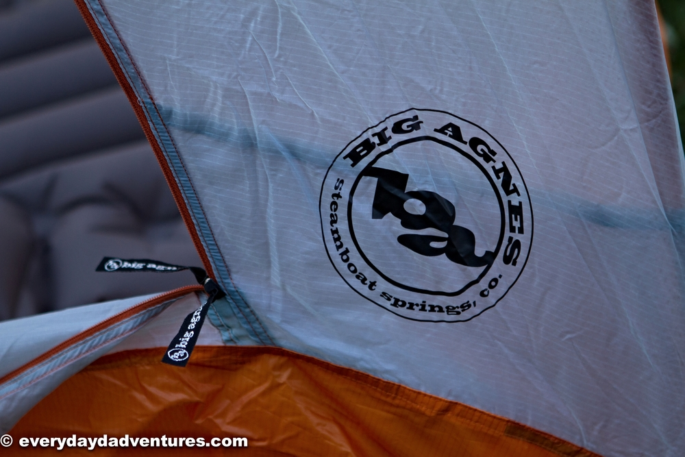 the big agnes copper spur ul2 initial thoughts everyday dadventures
