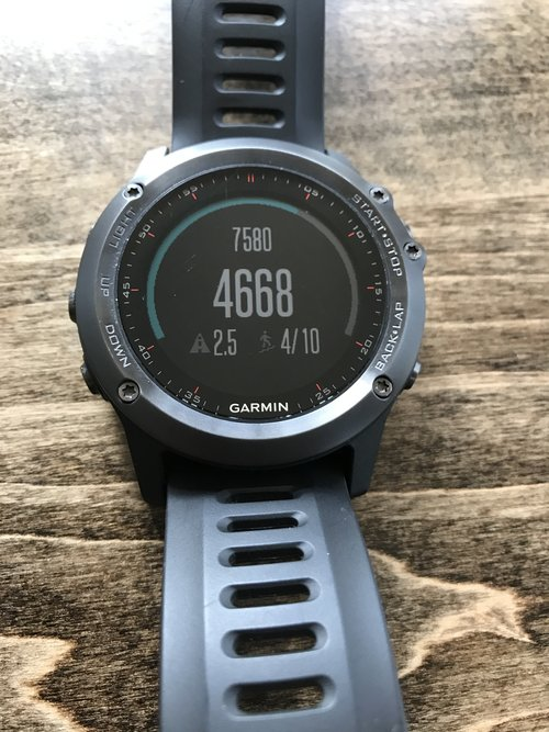 Thoughts On Connected Devices - Garmin Fenix 3 — Everyday