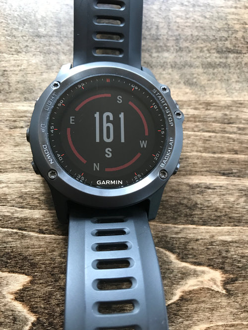 A Garmin Fenix to the Apple Watch and Back Again - Part 1