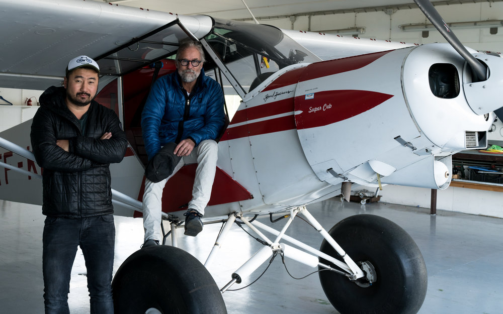 AERIAL SHOOT ICELAND WITH RAGNAR AXELSSON