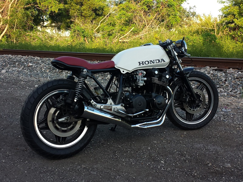 1981 Honda CB900F - Cafe Racer