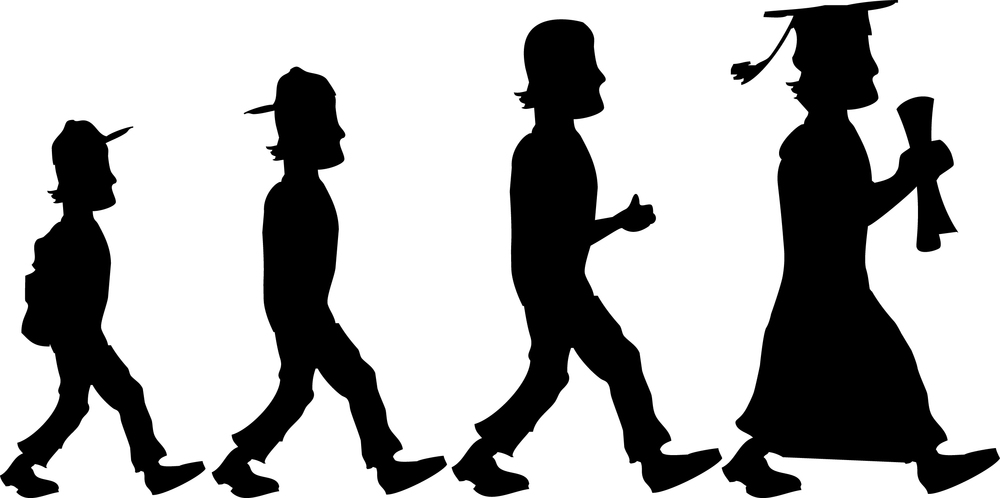 Evolution of a College Student