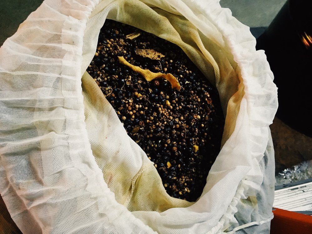 This is one big bag of botanicals.