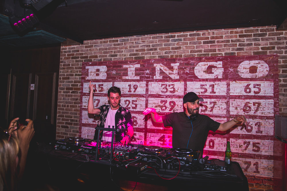 Cash Cash  at Big Beat BBQ (Photo: Sara Wass)