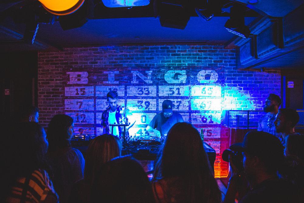 Cash Cash at Big Beat BBQ (Photo: Sara Wass)