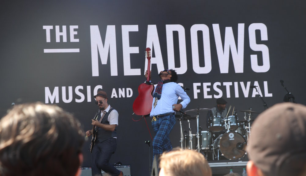 Fantastic Negrito at The Meadows NYC