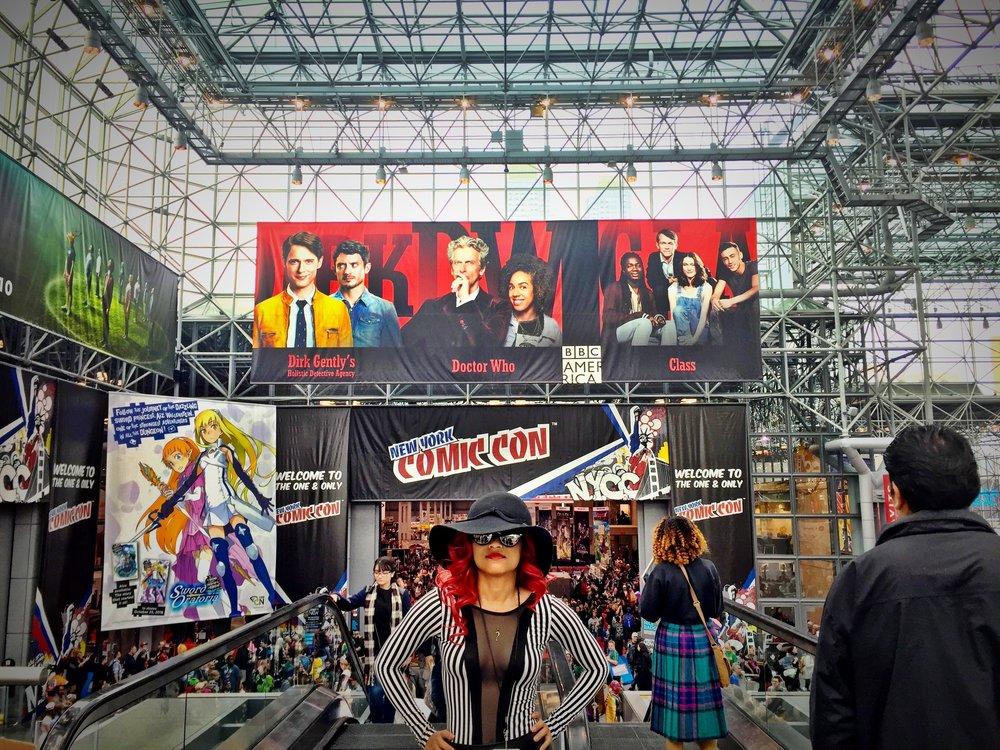 NYC COMIC CON 2016