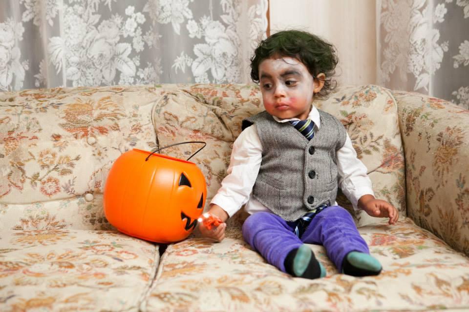 Diy Joker Halloween Kids Costume Melinda Rodrigues