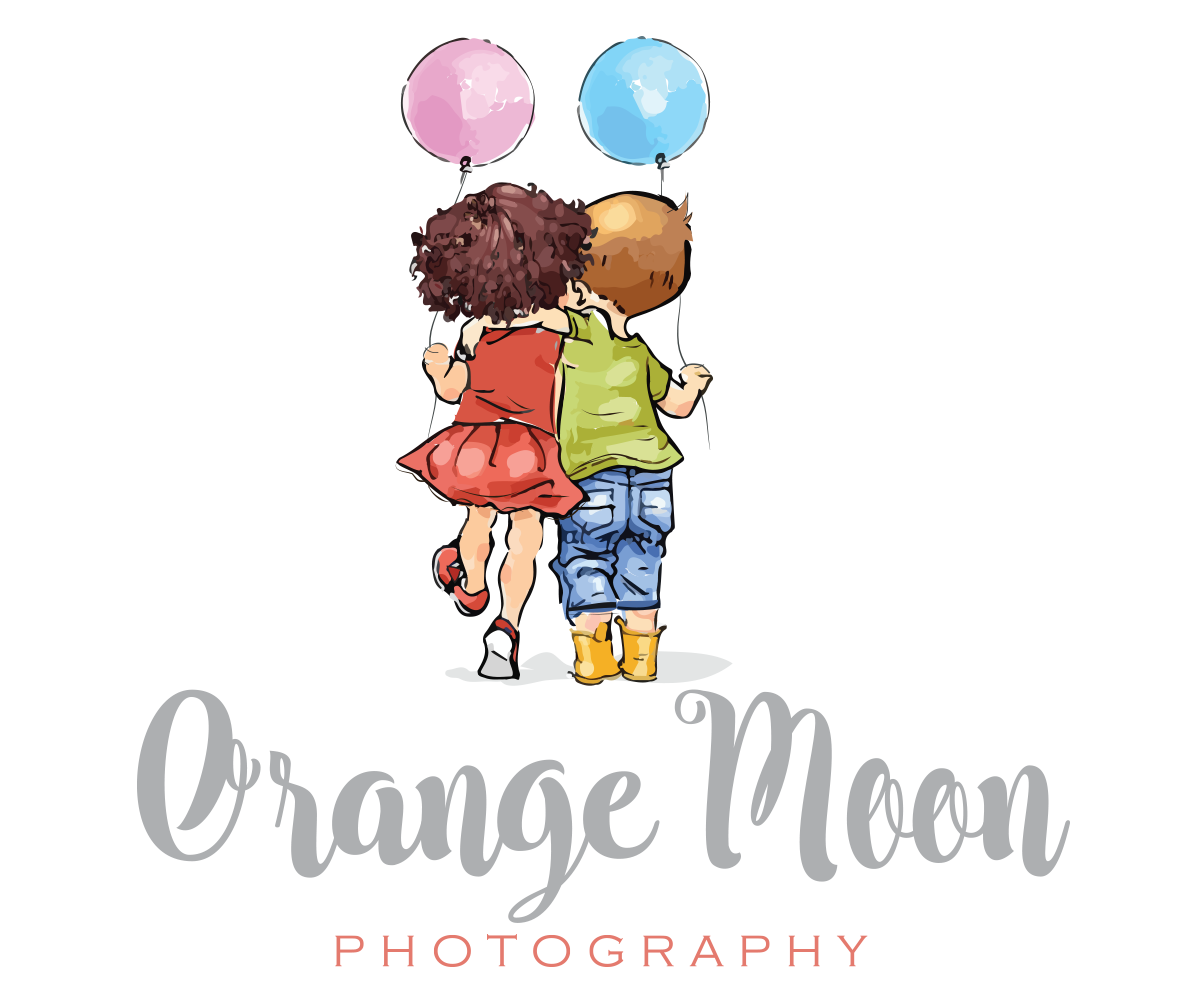 Orange Moon Photography