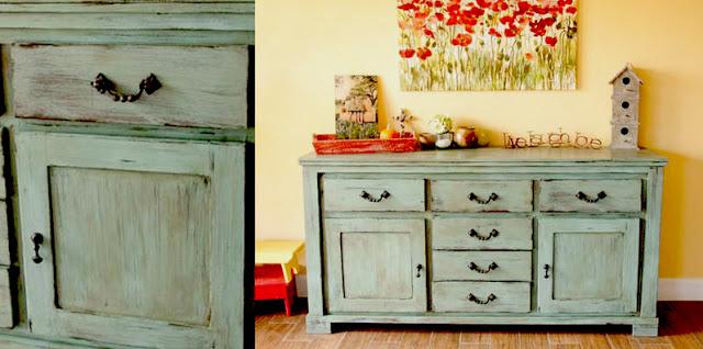 Rhondau0027s Tip #5   Rhondau0027s Rules For Distressing Furniture