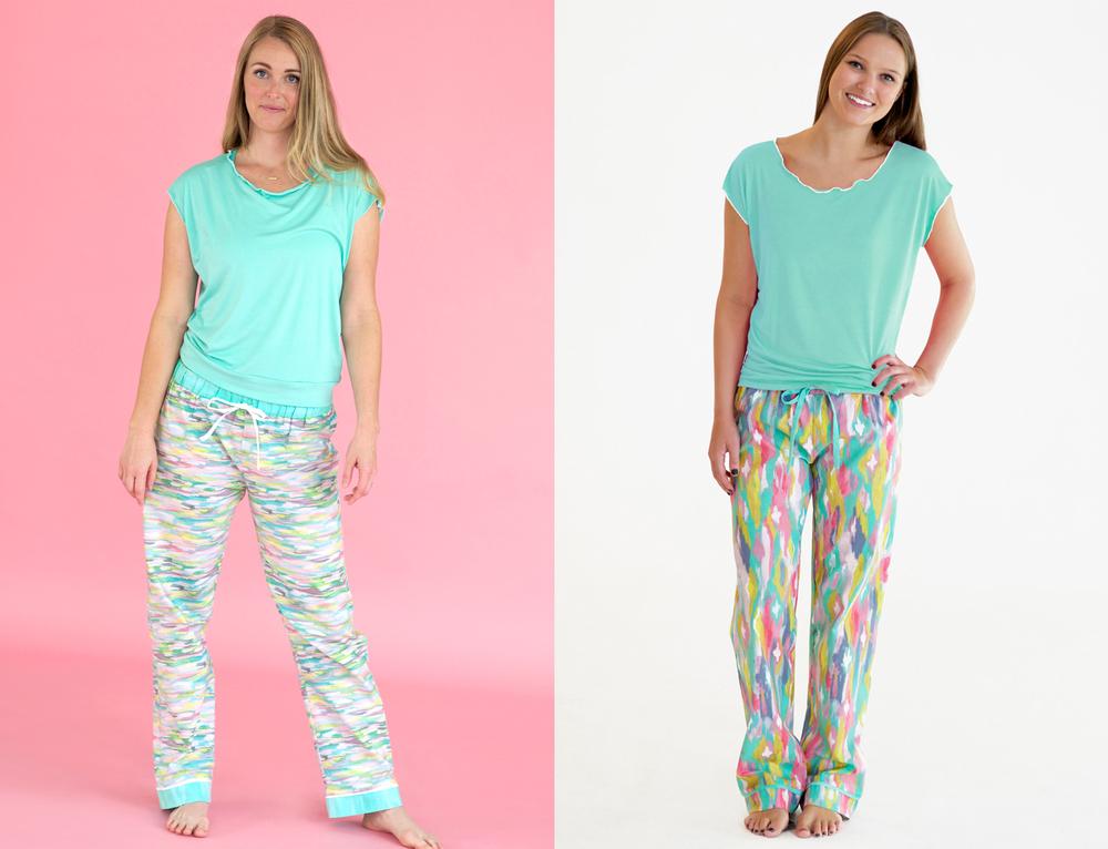 Iza Pearl Sleepwear