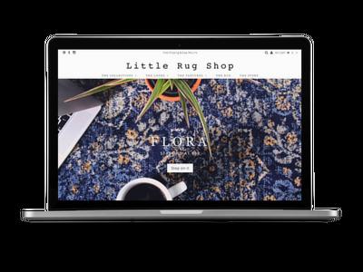 Little Rug Shop (2014)