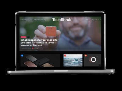 TechShrub.co (2016)