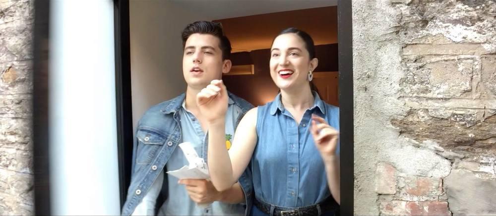 Jack D. Martin & Piera Calabro