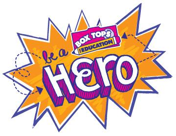 Be a Box Tops for Education Hero