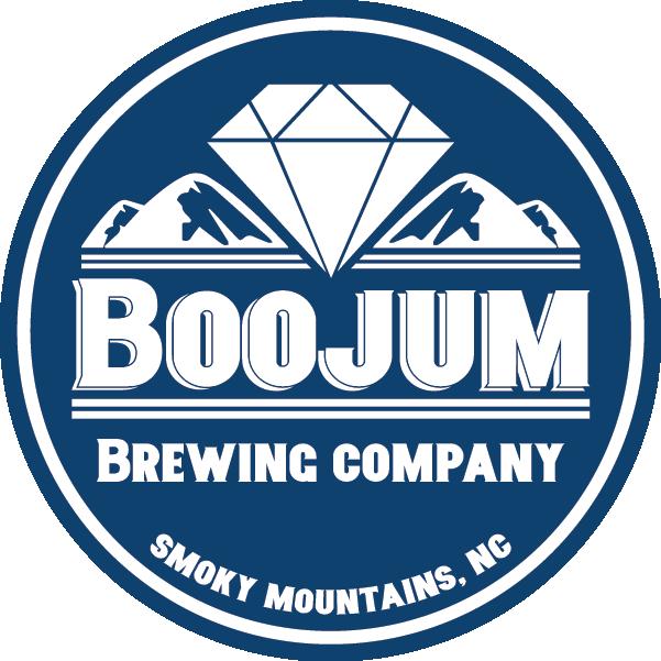 Boojum Brewery Logo Circle Blue&White.png