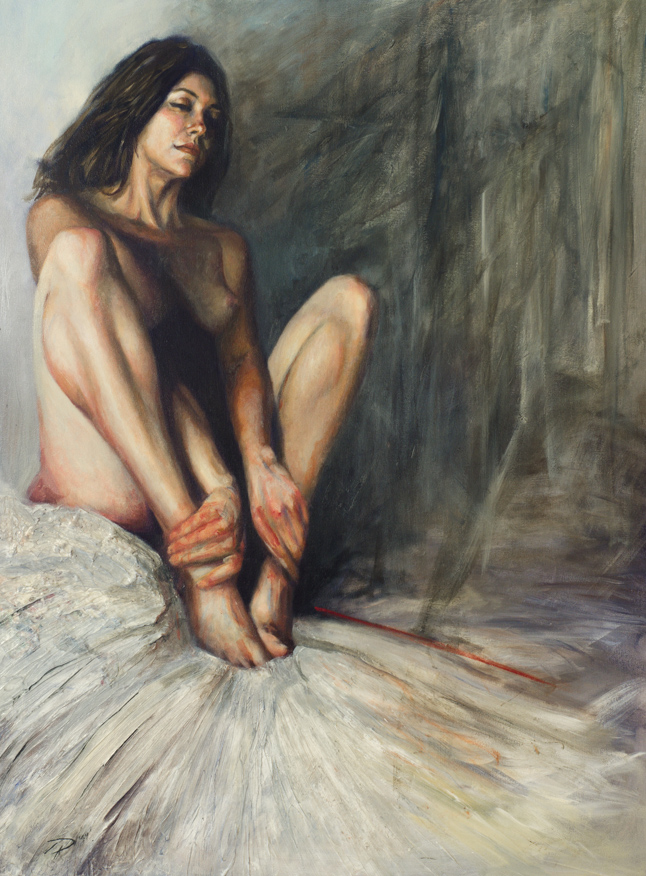 Unjust-Pride-Painting-Figurative-Canada-Daniel-Anaka (1 of 1).JPG