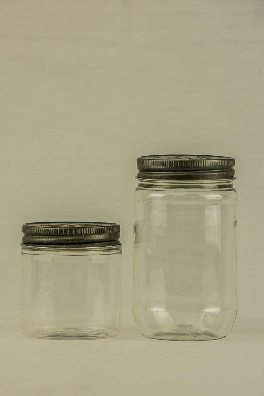 Poly Safe Mason Jars with Daisy Lids