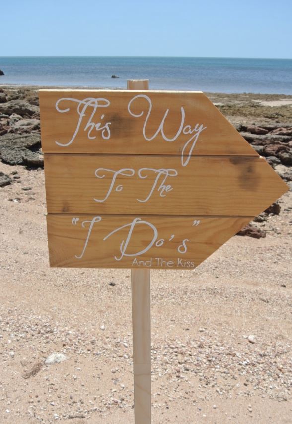 This Way to the I Do's