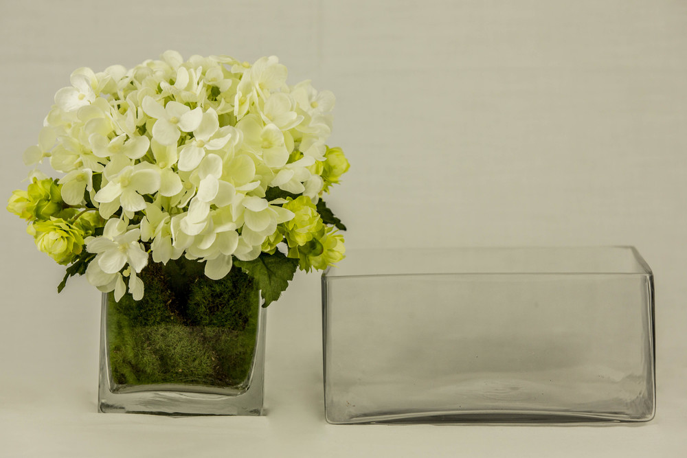 Square & Rectangle Vases