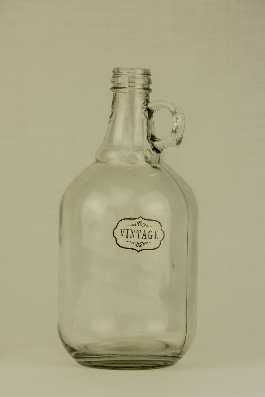 Vintage Flask Bottle