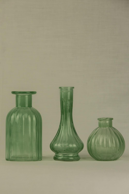 Genie Vase Green