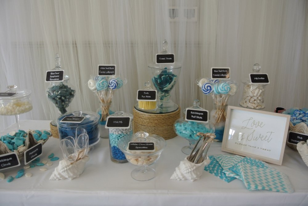 Customised Candy Bar