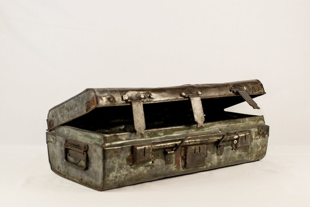 Smaller Vintage Suitcase