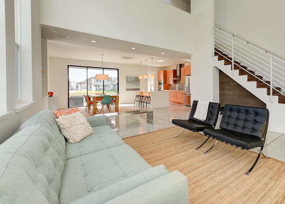 Modern Model House 0001
