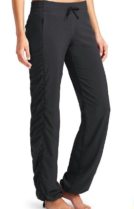 Athleta lined pants