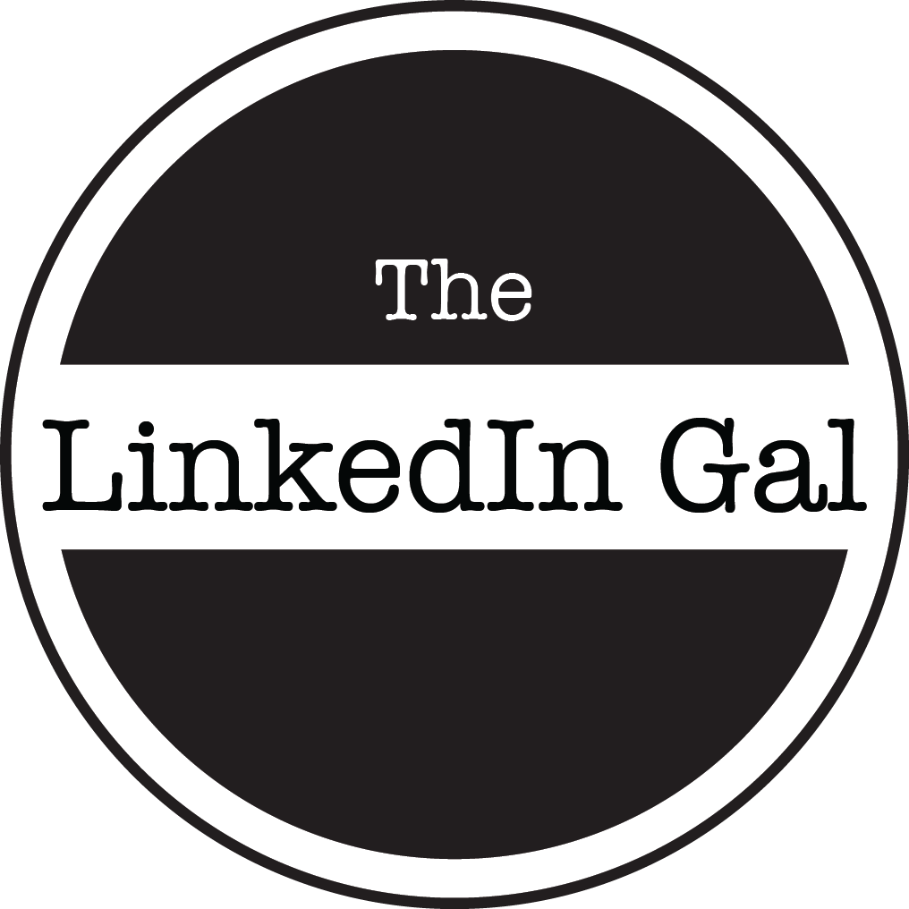 The LinkedIn Gal