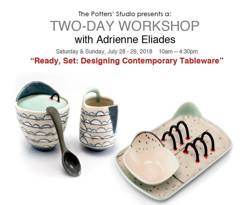 sc 1 st  Adrienne Eliades & Ready Set: Designing Contemporary Tableware \u2014 Adrienne Eliades