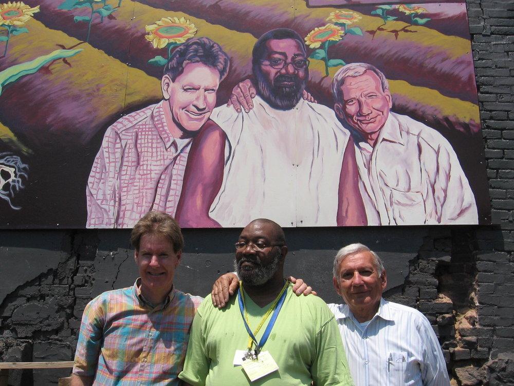 Three Community Visionaries