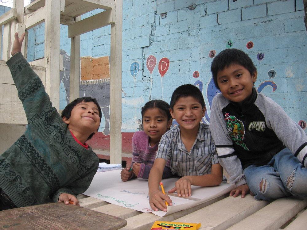 Escuela Integrada Students
