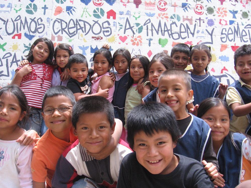 Guatemalan Students