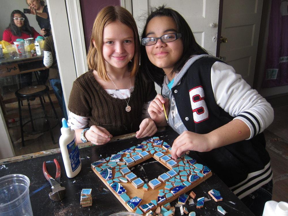 Mosaic Students
