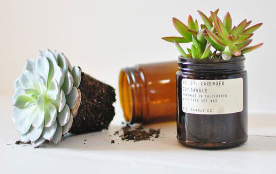 """How to Repurpose Your Candle Jars"""