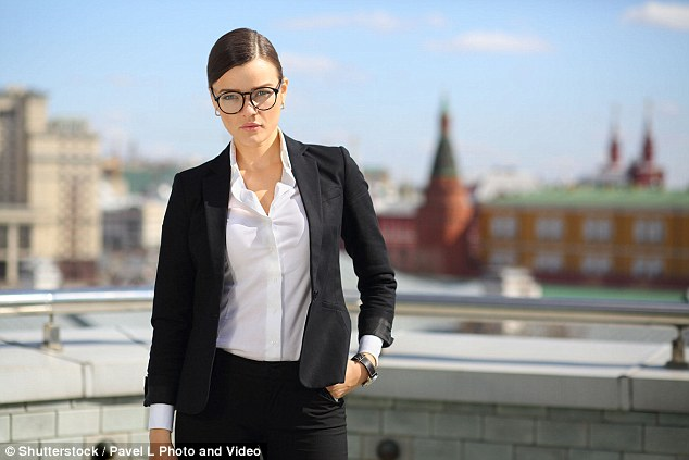 Daily Mail | March 2018   In this Daily Mail article I share how you can put together a professional work wardrobe without always wearing a boring black suit. Looking professional doesn't have to be dull.