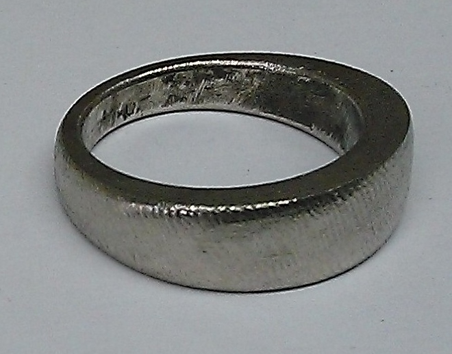 Rough filed ring