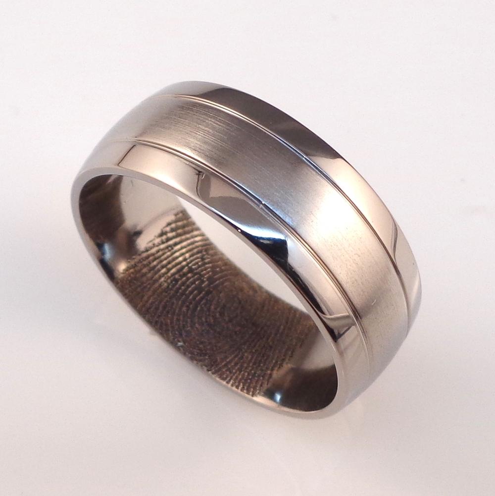 Titanium Fingerprint