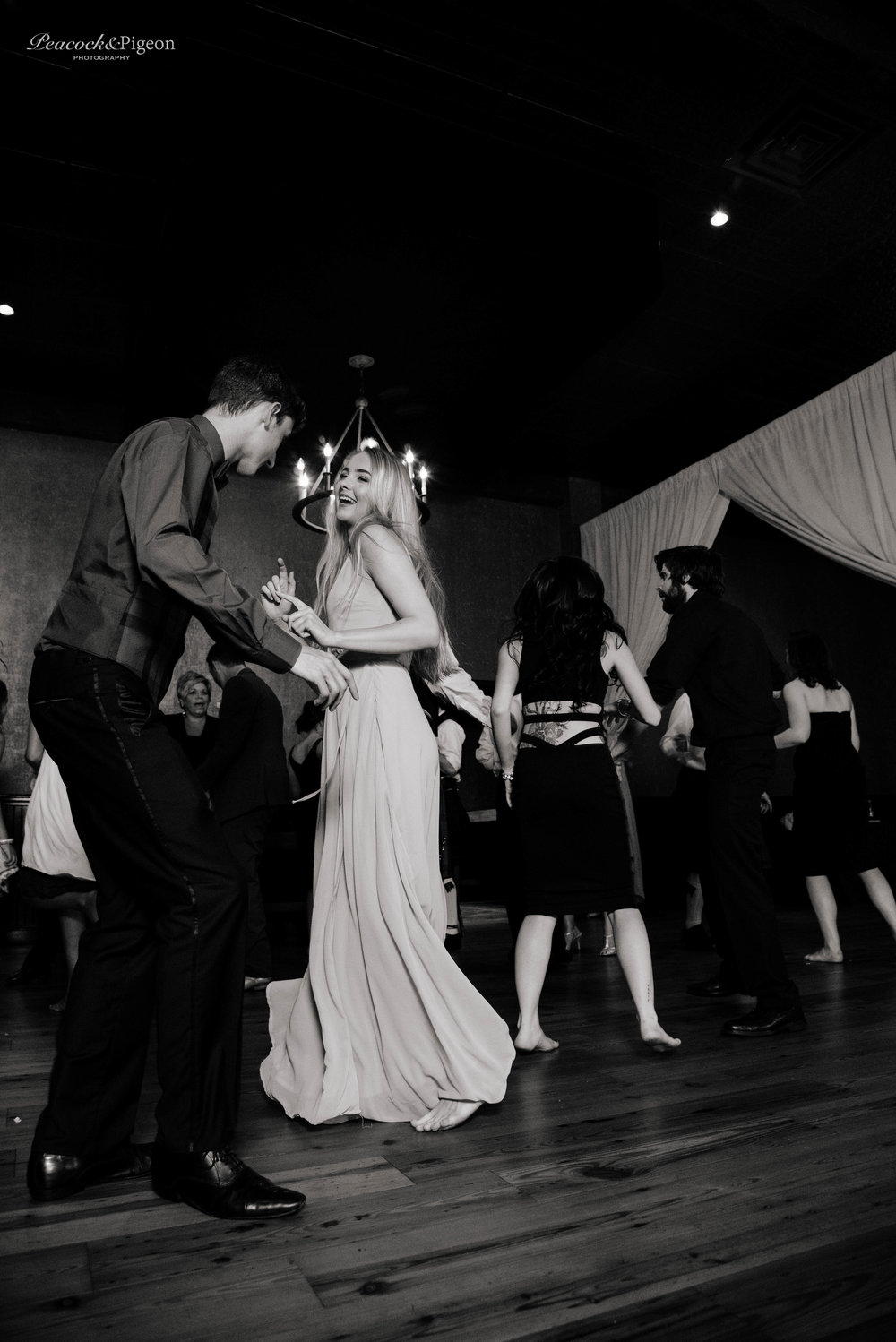 Callum_and_Sara's_Wedding_at_the_Cork_Factory_Hotel_in_Lancaster_Part_Eleven_Dancing_Continued_Black_and_White_Watermarked-47.jpg