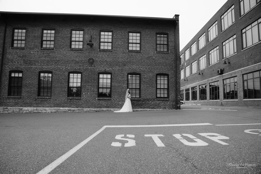 Callum_and_Sara's_Wedding_at_the_Cork_Factory_Hotel_in_Lancaster-Part_Two_The_Bride_Bridesmaids_and_Family_Black_and_White_Watermarked-142.jpg