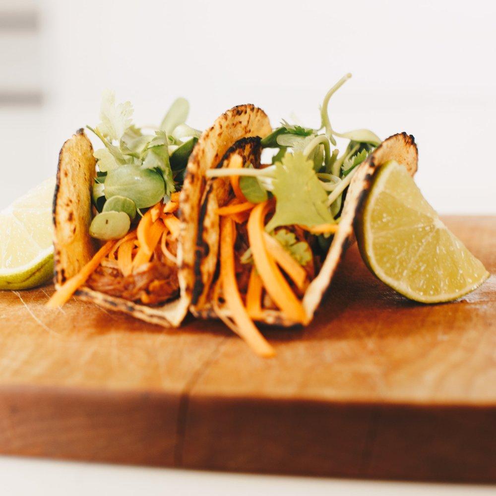 Vegan Tacos!