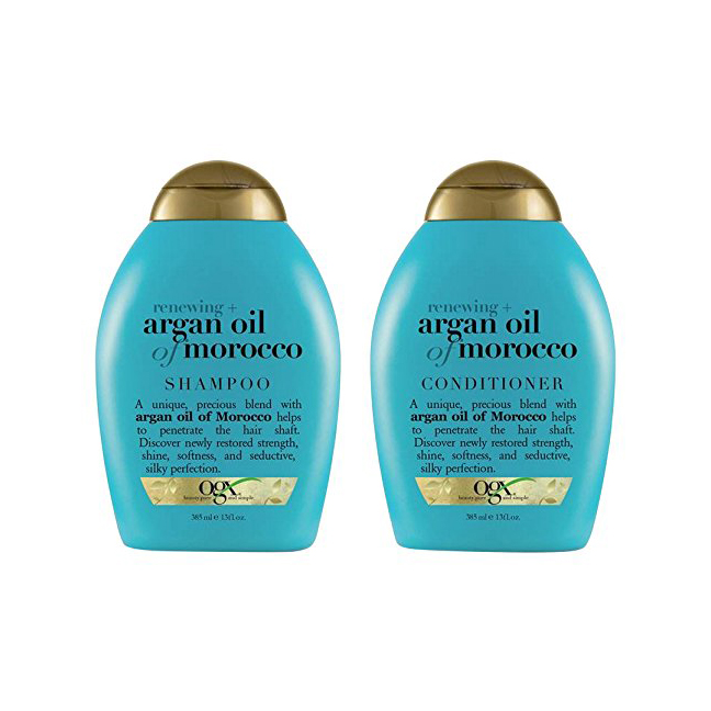 Argan Oil shampoo & conditioner -