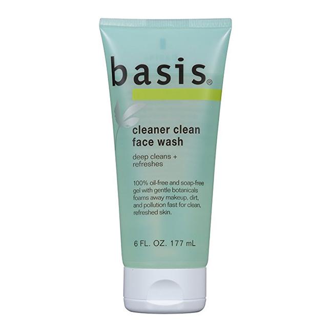 Basis Face Wash -