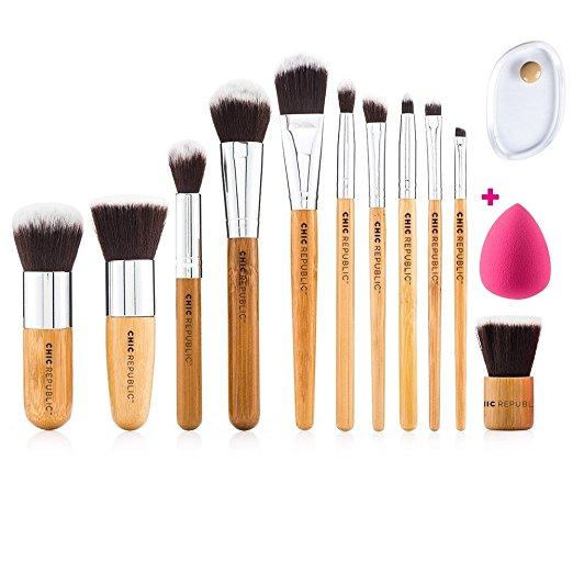 Vegan Makeup Brush Set -