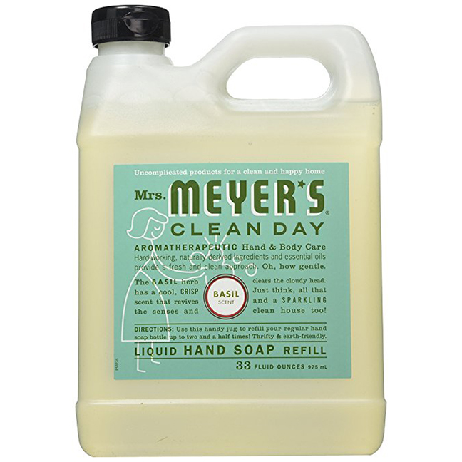 Meyer's Clean Day Hand Soap -