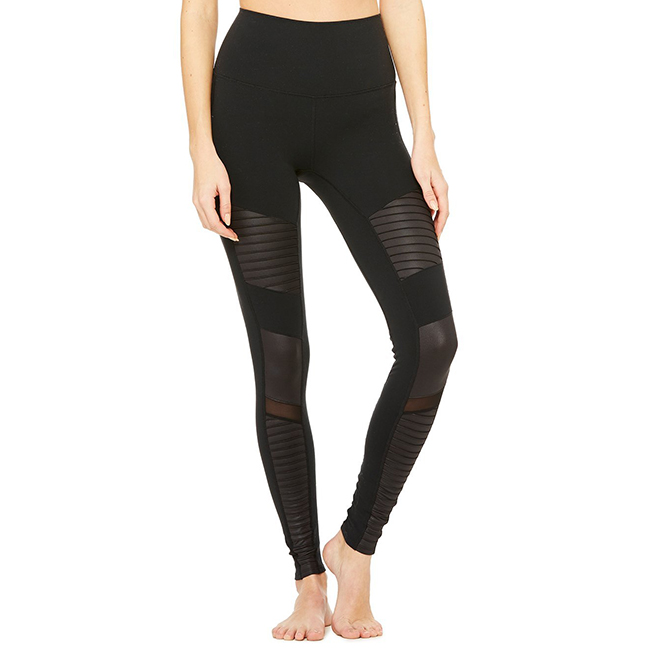 Alo High WaistedMoto leggings -