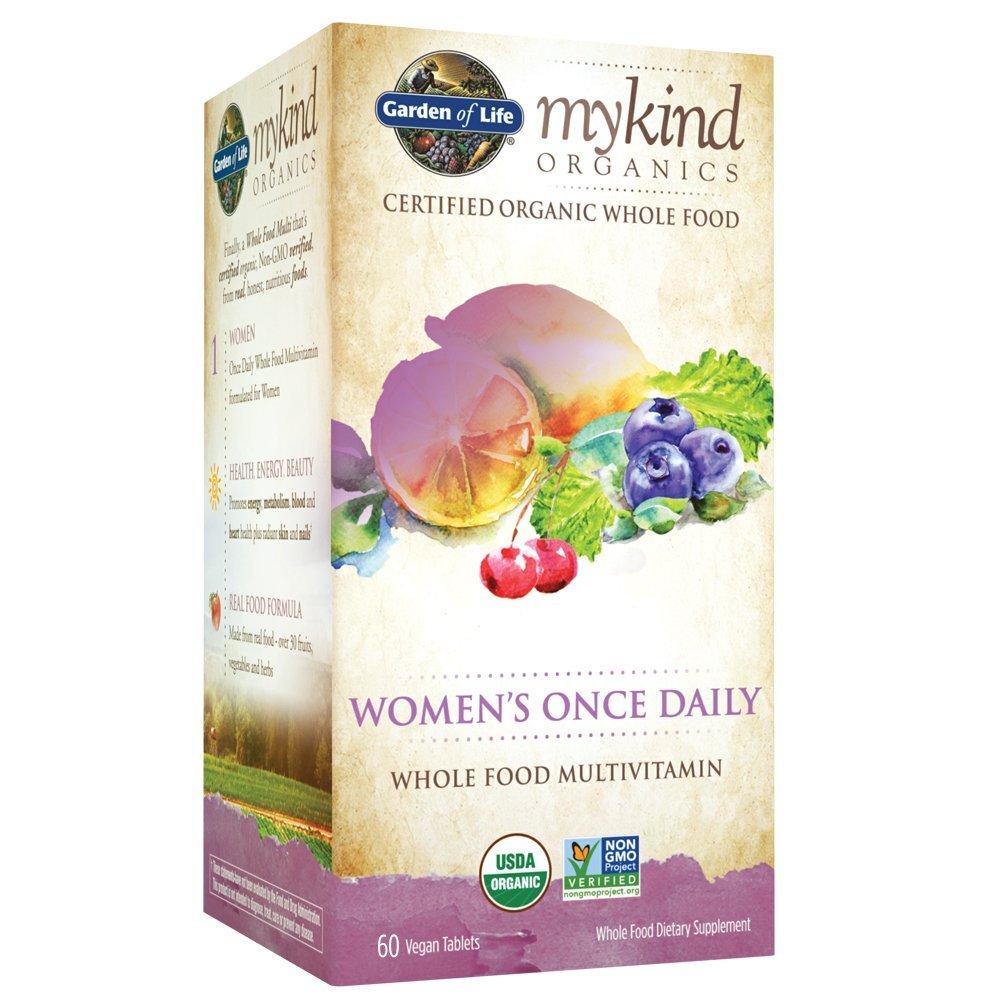 Women's daily mulivitamin -