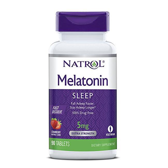 Chewable Melatonin -